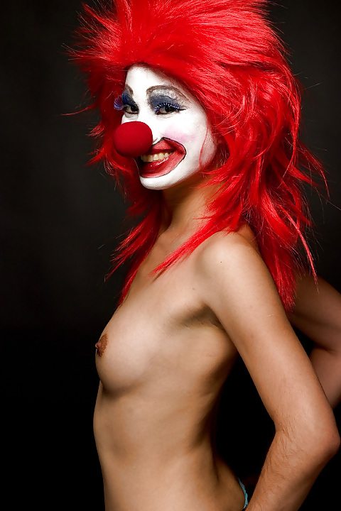 Naked clown calendar now that's scary east bay times