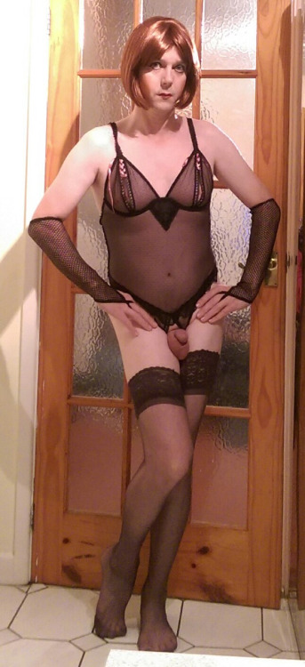 Once a Guy with a Small Penis, Now a Feminized Sissy Bitch