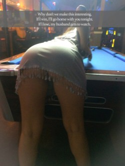 Cuckold Caption Pics – Wanna Make a Bet?