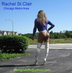 Cheap Street Whore Working in the Daytime