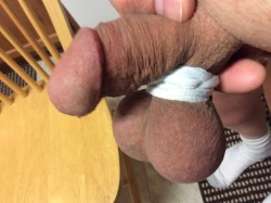 My embarrassing cock