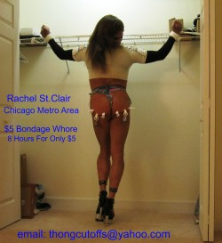 Rachel St.Clair Ass Clamp Closet Bondage Punishment (album #5776543) – RealPicsOnly.com