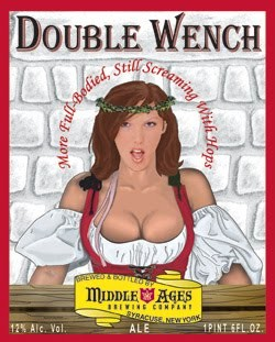 Double Wench Ale