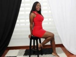 Beautiful Black Girl Into Hot Tits and Big Dicks