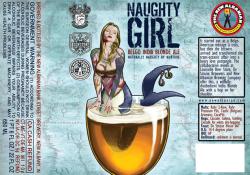 Naughty Girl Ale