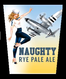 Naughty Rye Pale Ale