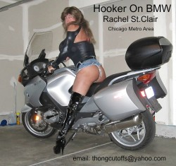 Hooker on BMW