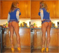Raquel St.Clair Cheap Blonde Transvestite Whore (album #5779658) – RealPicsOnly.com