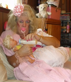 ALL sissy, ALL the time