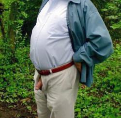Robert De Niro's Dick Pic in the Great Outdoors