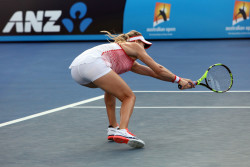 Eugenie Bouchard's Visible Panty Lines Are Delicious