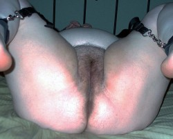 Blindfolded, Tied & Exposed