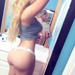 Courtney's Firm Bubble Butt
