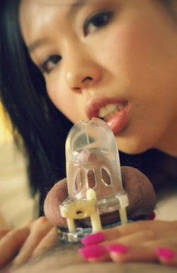 Small Penises Deserve to Be Locked in Chastity Devices