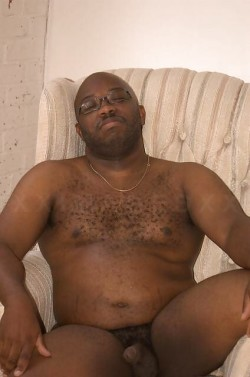 Limp Black Dick for Inspection and Rating
