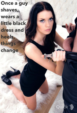 Femininity and Girlyness Changes a Man for Life