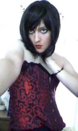 UK Trap Sissy LilKaty Exposed on Catalog of Sissies