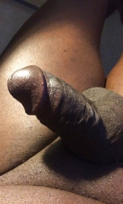 Tiny Black Dick Ready for Daily Ridicule