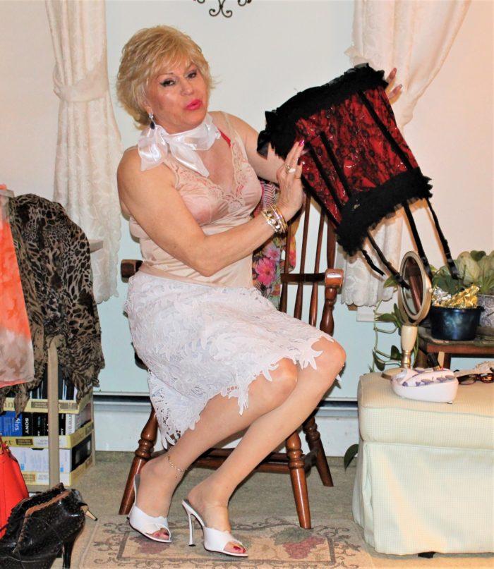Men love my new corset