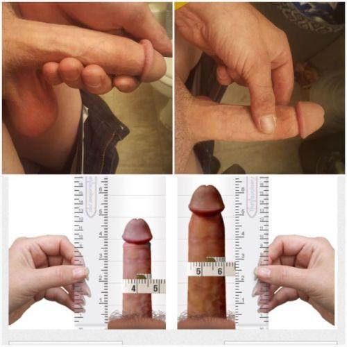 Scott's little dick compared to durex condom average