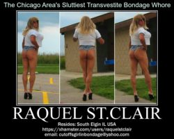 Raquel St.Clair the Tanned Blondie in Cheeky Daisy Dukes