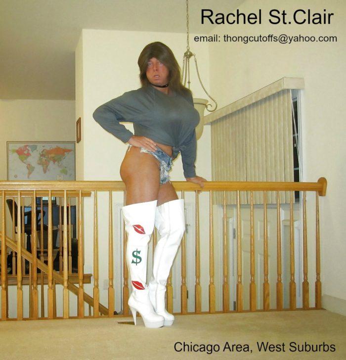 Rachel St.Clair