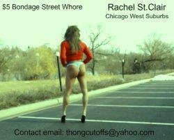 The $5 Bondage Street Whore on Display