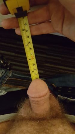 Hard is only like 4.5 inches
