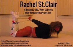 Rachel St.Clair Hogtied