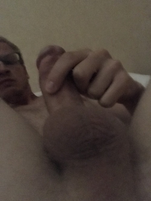 walk me around by my cock