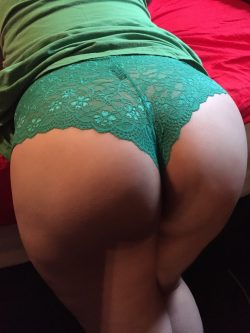 Wife's ass in the morning