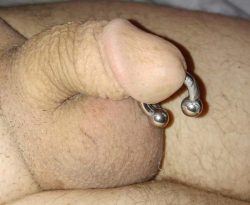Embarrassing Micro Penis and a Prince Albert Piercing (Story)