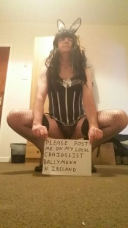 Irish Sissy Slut