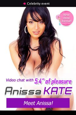 Anissa Kate Webcam Celebrity Event – Meet Her Live on Cam!