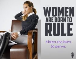 Women Are Born to Rule Over Tiny Penises