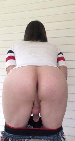 Tranny ass