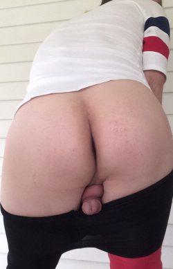 Femboy ass