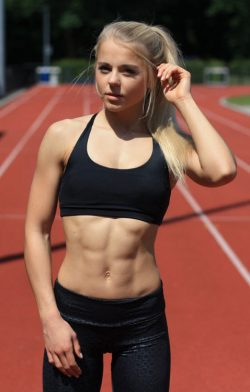 College fitness chick that'll wreck your dick