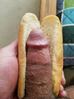 SYTD Hot Dog Challenge: Awww so close yet so far!