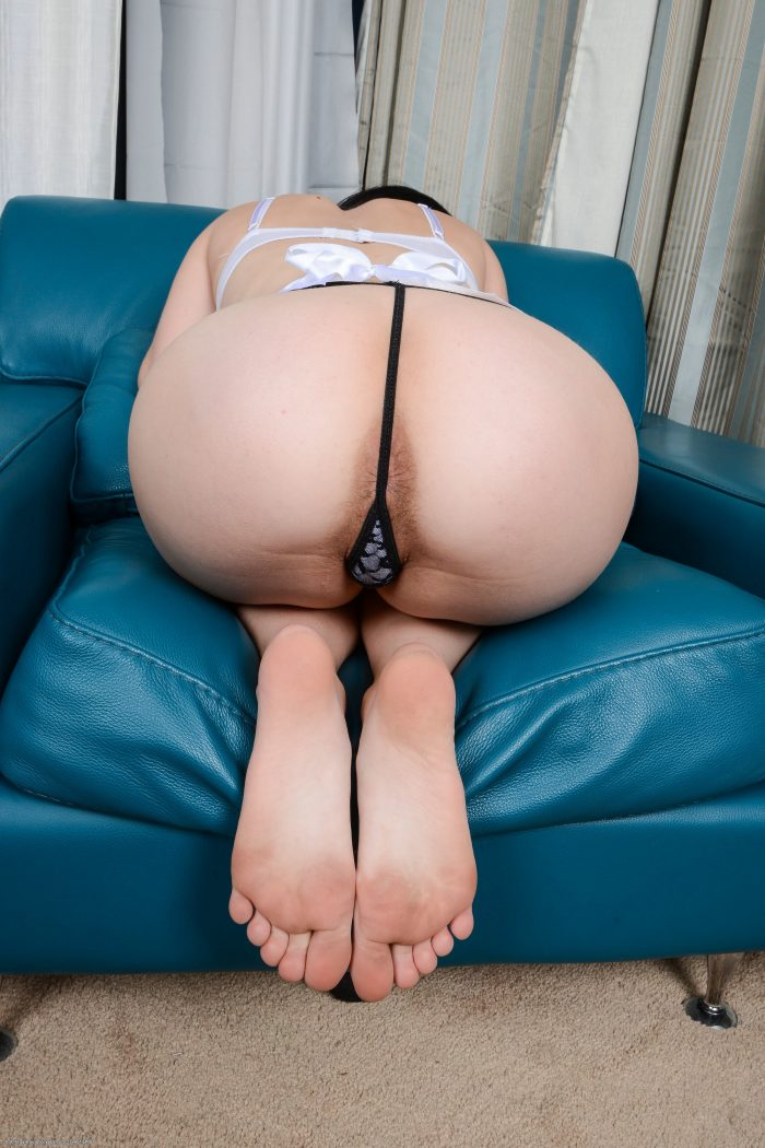 Hairy Pussy and Ass Are Off Limits, Losers Lick Soles Only