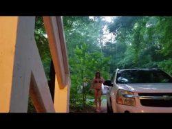 Sissy Bikini Car Wash: Dick Tease Denver Shoemaker Washes and Wiggles