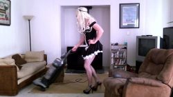 Sissy Maid Shoemaker 'Feels Like a Woman' and Goes Viral