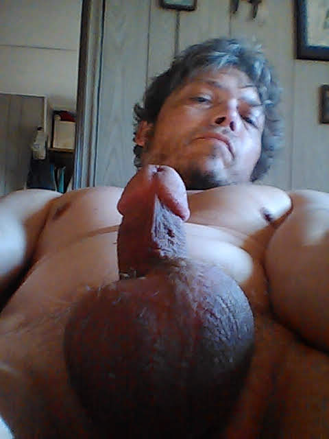 Me and my dick and huge balls