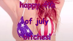 Sissy Independence Day Hypno – Happy 4th of July!