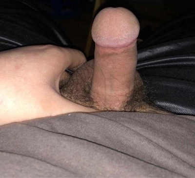 Tell me how small and pathetic my cock is