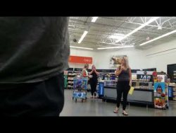 Horny People of Walmart Showing Thong Panties (Maryland Edition)