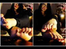 Wimp Dicks Can Worship My Feet Like Losers