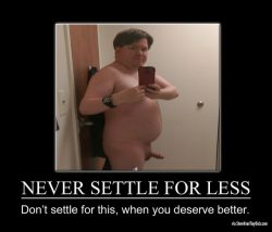 Never Settle for Less When It Comes to Penis Size