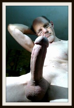 My big daddy cock