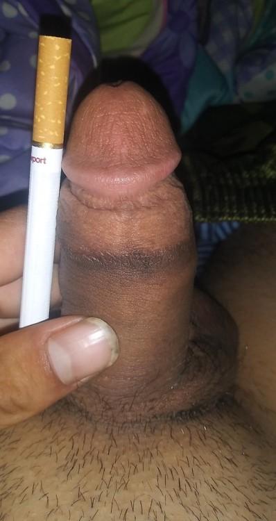 Who wants a smoke